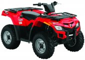 2010 Can-Am Outlander 400 EFI photo