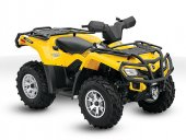 2010 Can-Am Outlander 400 EFI XT