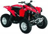 2010 Can-Am Renegade 800 EFI photo