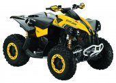 2010 Can-Am Renegade 800 EFI xc
