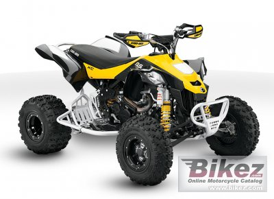 2010 Can-Am DS 450 EFI X xc photo