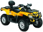 2010 Can-Am Outlander Max 800 EFI