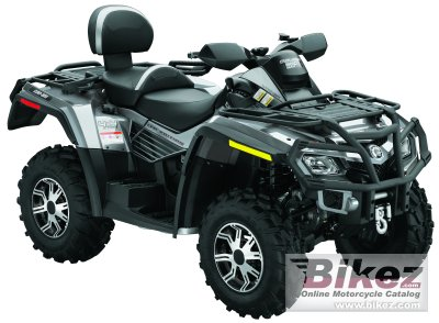2010 Can-Am Outlander Max 800 EFI LTD photo