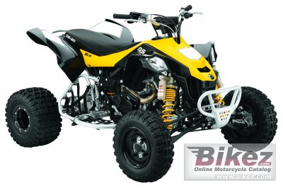2010 Can-Am DS 450 EFI X mx