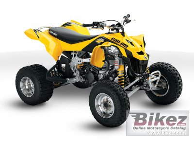 2010 Can-Am DS 450 EFI