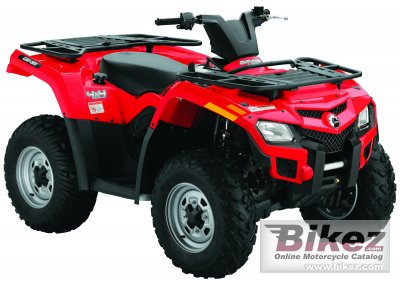 2010 Can-Am Outlander 400 EFI