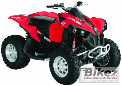 2010 Can-Am Renegade 800 EFI