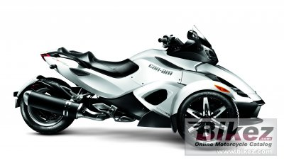 2010 Can-Am Spyder RS-S