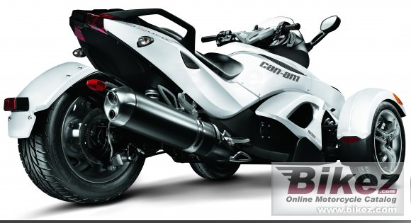 2011 Can-Am Spyder Roadster RS photo
