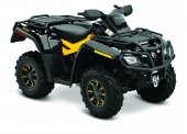 2011 Can-Am Outlander 800R XT-P photo