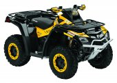 2011 Can-Am Outlander 800R X XC