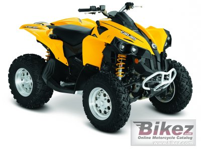 2011 Can-Am Renegade 800R photo