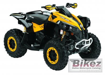 2011 Can-Am Renegade 800R X XC photo