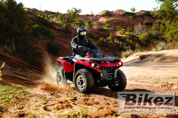 2012 Can-Am Outlander 1000 photo