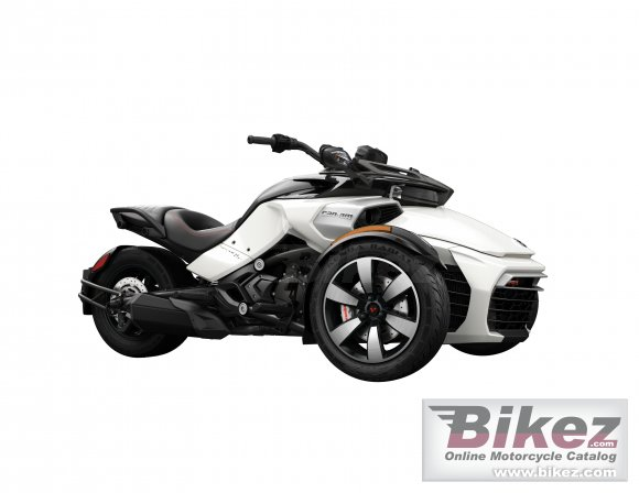 2016 Can-Am Spyder F3-S