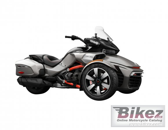 2016 Can-Am Spyder F3-T