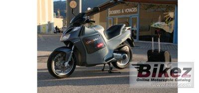 2009 Cargobike AS125