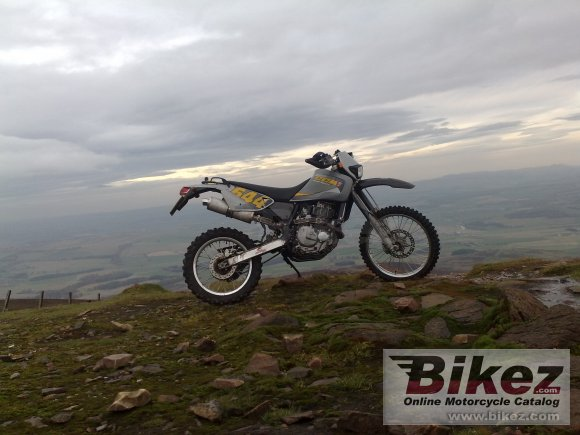 2003 CCM 644 Dual Sport Trail