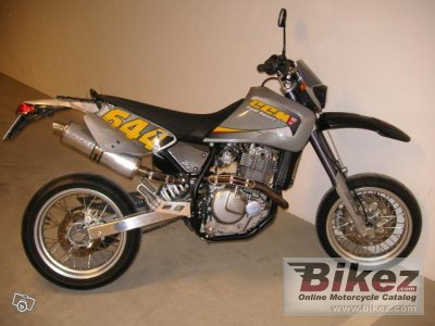 2003 CCM 644 Dual Sport Supermoto photo