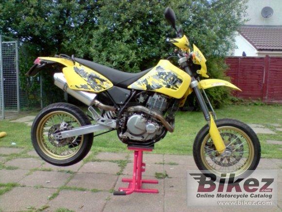 2003 CCM 644 Dual Sport Supermoto