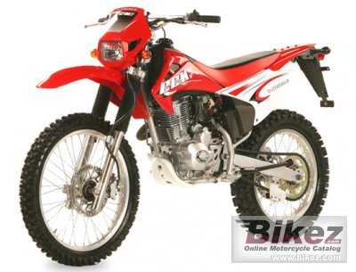 2008 CCM C-XR125-E photo