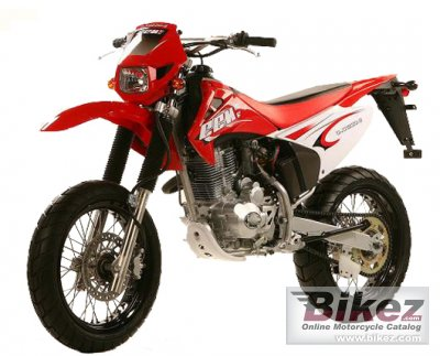 2008 CCM C-XR125-S specifications and pictures