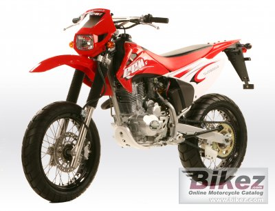 2008 CCM C-XR230-S specifications and pictures