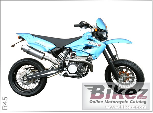 Big CCM r45 picture and wallpaper from Bikez.com