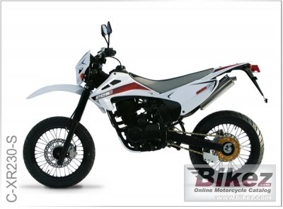 2009 CCM C-XR230-S photo