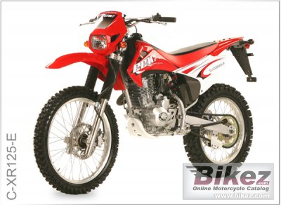 2009 CCM C-XR125-E photo
