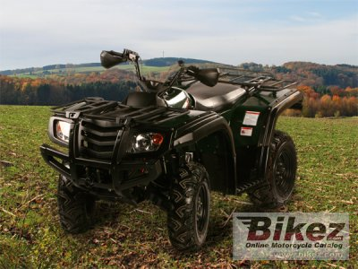 2009 CCM LX700-4A ATV photo