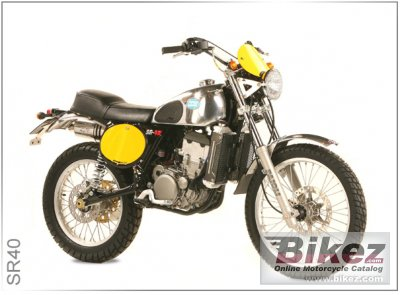2009 CCM SR-40 photo