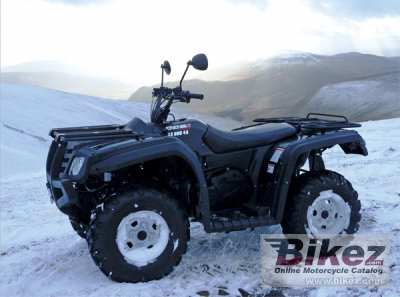 2009 ccm lx600 4a atv specifications and pictures. Black Bedroom Furniture Sets. Home Design Ideas