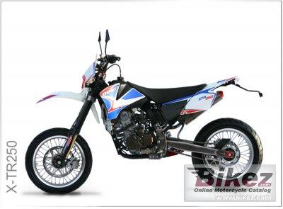 2009 CCM X-TR250