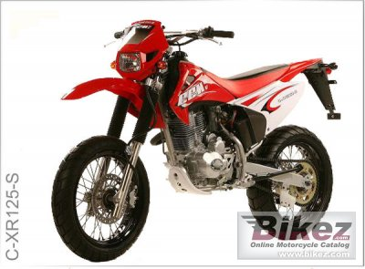 2010 CCM C-XR125-S photo