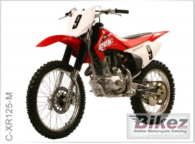 2010 CCM C-XR125-M photo