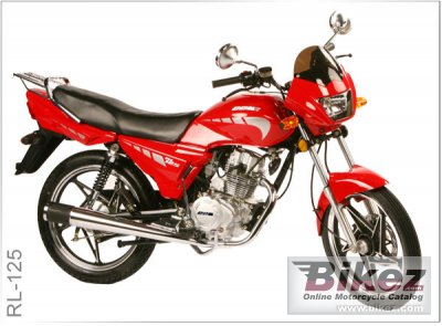2010 CCM RL 125 photo