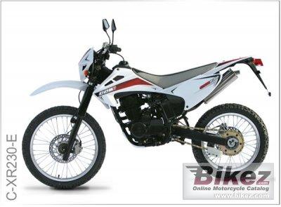 2010 CCM C-XR230-E
