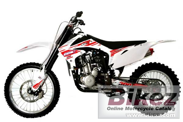 Big CCM xtr-4 300 picture and wallpaper from Bikez.com