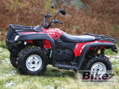 2012 CCM LX500