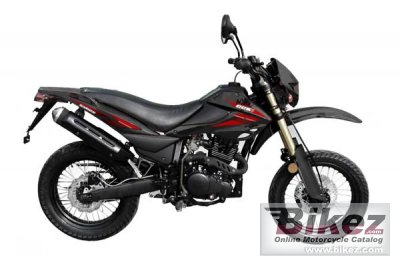 2012 CCM SM125 specifications and pictures