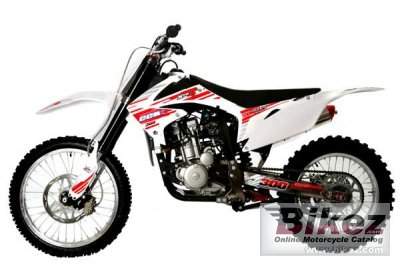 2012 CCM XTR-4 300 specifications and pictures