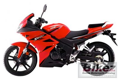 2013 CCM Spider RL-125 photo