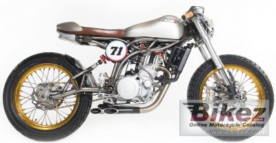 2018 CCM Spitfire Cafe Racer specifications and pictures