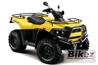 2010 Cectek Gladiator 500 EFI photo