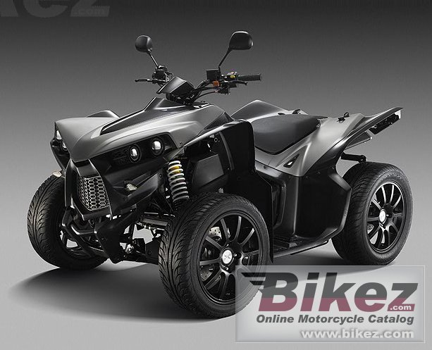 Big Cectek estoc 500 efi picture and wallpaper from Bikez.com