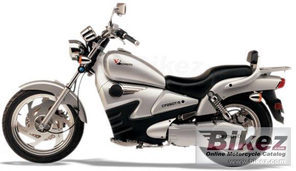 2006 CF Moto V5
