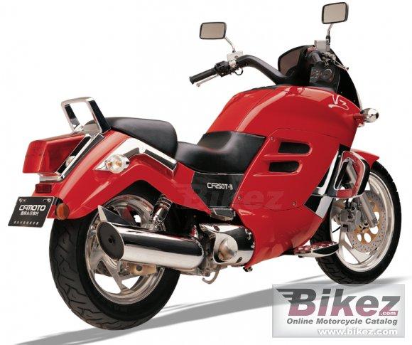2007 CF Moto V3 Sport - CF250T-3