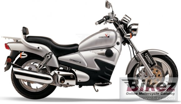 2007 CF Moto V5 Sport Cruiser / CF250T-5 photo