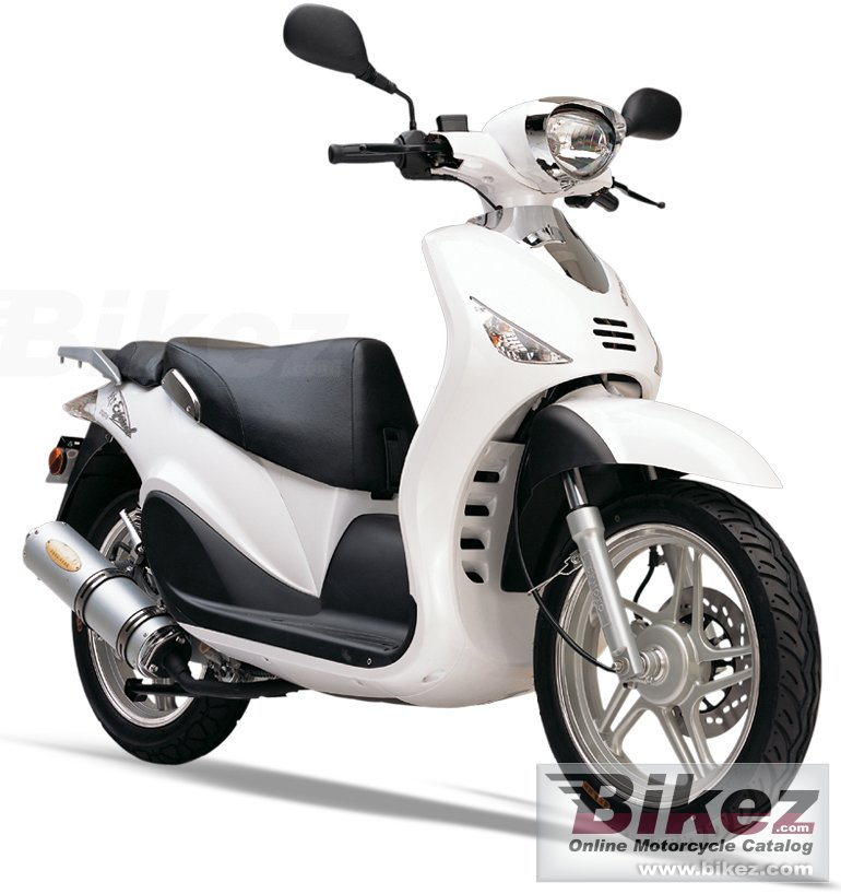 CF Moto 150 E-Jewel AutoMatic - CF150T